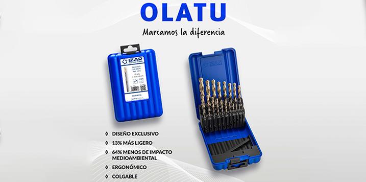 El nuevo envasado de la serie OLATU de IZAR finalista en el Congreso Nacional de Packing